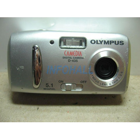 Câmera Olympus D-435 5.1 Mp