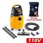 Aspirador Pó/água Electrolux Gt3000 Gt30n 1300w Profissional