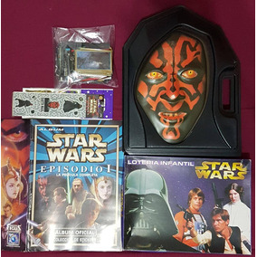 Lote Star Wars Album Juegos De Mesa Puzzles - La Plata