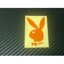 1 Adesivo Playboy Moto Tunning Competição Pistao Ngk