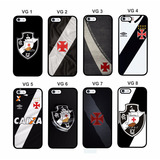 Capa Capinha Case Celular Vasco Da Gama - Iphone 7 / 7 Plus