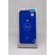 Funda Google Pixel Xl Mercury Goospery Jelly Case Azul