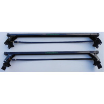 Rack Aço Vw Polo Classic 4 Portas 1997/2001 # Pc