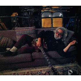 Jerry Garcia _ Líder Do Grateful Dead _ Matéria Importada!