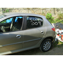 Peugeot 206 Sucata 1.4 Gasolina Ou Flex Peças Peugeot