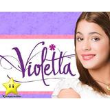 Convites Violetta Disney + Desenha Convites + Cartões
