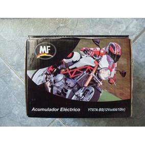 Bateria Cnb Mf Para Moto Deportiva Chopper Yuasa Motomaniaco