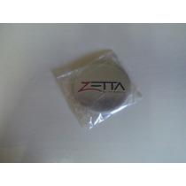 Emblema Zetta Para Rodas Esportivas 55mm