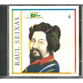 Cd-raul Seixas-mpb Compositores-raro