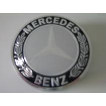 Calota Centro Roda Mercedez Benz E320, E350, E420, Ml63, Slk