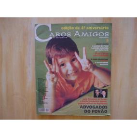 Revista Caros Amigos - N° 49 De 2001 - 2 Poemas De Leminski