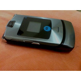 Motorola V3i Desbloqueado 1.3mpx Ent.cartao De Memoria 100%
