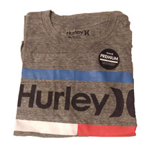 Playera Hurley Nike - Premium - World Record - Hombre