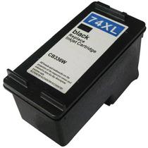 Cartucho 74xl Compatível Alta Capacidade D4260 C4280 Inkfast