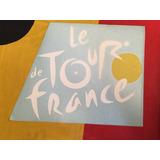 Calcomanía Del Tour De France