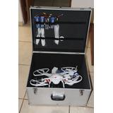 Drone Dji Phantom 1. 3 Bat Y Gimbal Con Gopro Black 3 +
