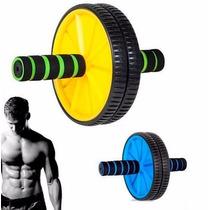Roda Para Exercício Abdominal E Lombar Exercise Wheel