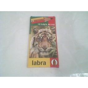 Lápis De Cor Labra (12) Tigre