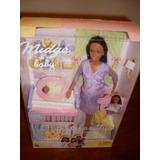 Barbie Gravida Morena * Promocao