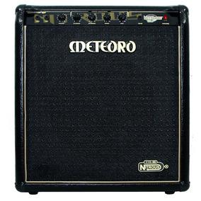 Amplificador Cubo Meteoro Nitrous Cb 150 R Rms Para Baixo