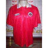 Camisa Da Seleção Do Chile Anos 90 N#10