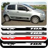 Kit Faixa Fox Raposa, Spacefox, Spacecross, Crossfox +brinde