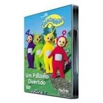 Dvd Teletubbies - Um Passeio Divertido