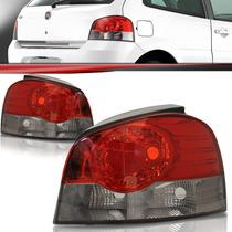 Lanterna Traseira Palio G4 2008 2009 Fumê Fiat 08 09