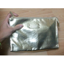 Preciosa Bolsa Clutch Cosmetiquera Michael Kors Mk 100% Orig