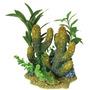 Ambientes Exóticos Rama Multi Color Coral Con Plantas