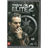 Dvd Tropa De Elite 2 - O Inimigo Agora É Outro - Novo***
