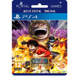 One Piece Pirate Warriors 3 Ps4 Sin Candado