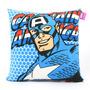 Almofada Captain America - Capitão América - Marvel