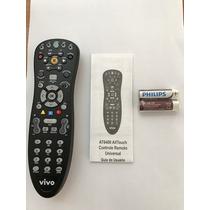 Controle Remoto Universal Tv Vivo/cisco Com Pilhas!!!!