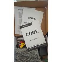 Decodificador Digital Coby Dtv-250, Sintoniza Tv Abierta En