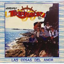 Cd Grupo Tripulacion Las Cosas Del Amor Promo Usado