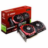 Tarjeta De Video Msi Nvidia Geforce Gtx 1080, 8gb, 256-bit