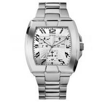 Relógio Guess Masc Mod. U11023g1 Aço Inoxidável Original