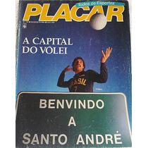 Revista Placar Nº 744 Agosto De 1984 A Capital Do Vôlei