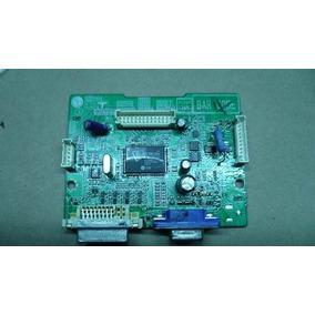 Placa Video Monitor Lg 1753 T Garantia De 120 Dias , Testad