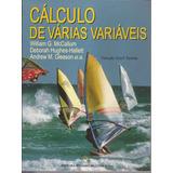 Livro Cálculo De Várias Variáveis 2009 1ª Reimpressão.