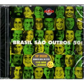 Cd Brasil São Outros 500 Duplo Ney Matogrosso Milton Lacrado