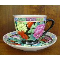 Porcelana Xicara De Chá Antiga China.