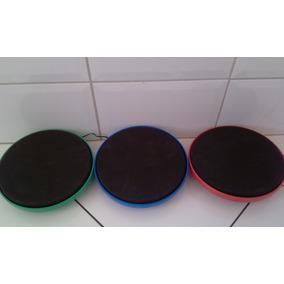 Drums Pads Drum P/ Bateria Guitar Hero Warrios Of Rock