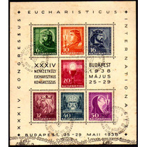Col 04169 Hungria Bloco 02 Congresso Eucarístico U