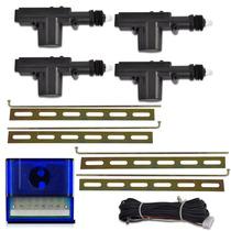 Kit Trava Eletrica 2 E 4 Portas Universal
