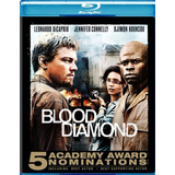 Blood Diamond Blu Ray Original (diamante De Sangre)