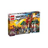 Lego Ninjago Mod 70728 La Batalla Por La Ciudad De Ninjago