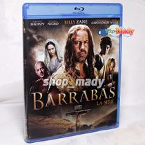 Barrabas La Serie En Español Latino En 2 Blu-ray Español Lat