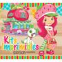 Kit Imprimible Rosita Fresita Invitaciones Y Diseños